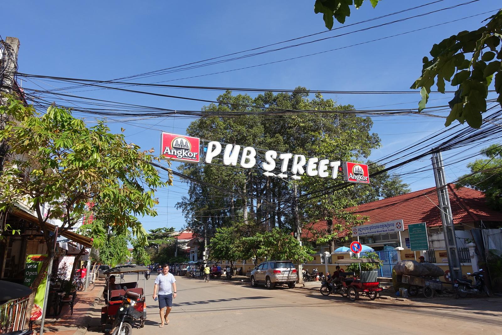 Siem Reap – Pub Street