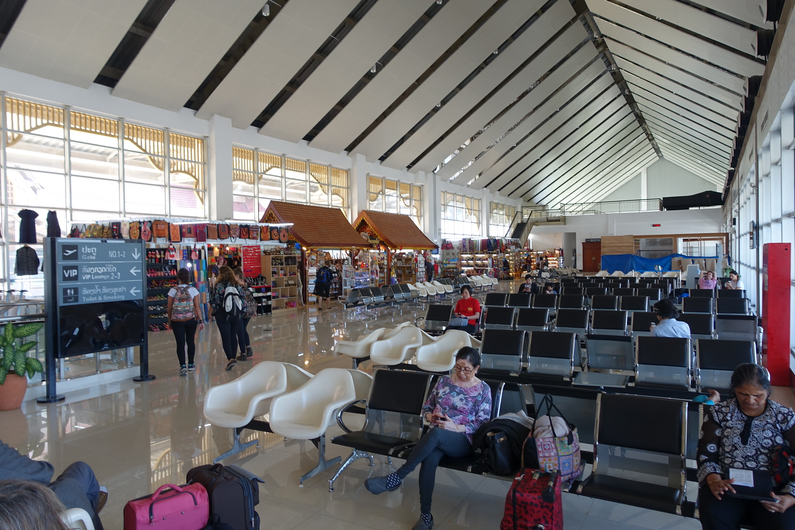 Luang Prabang, Laos – Airport