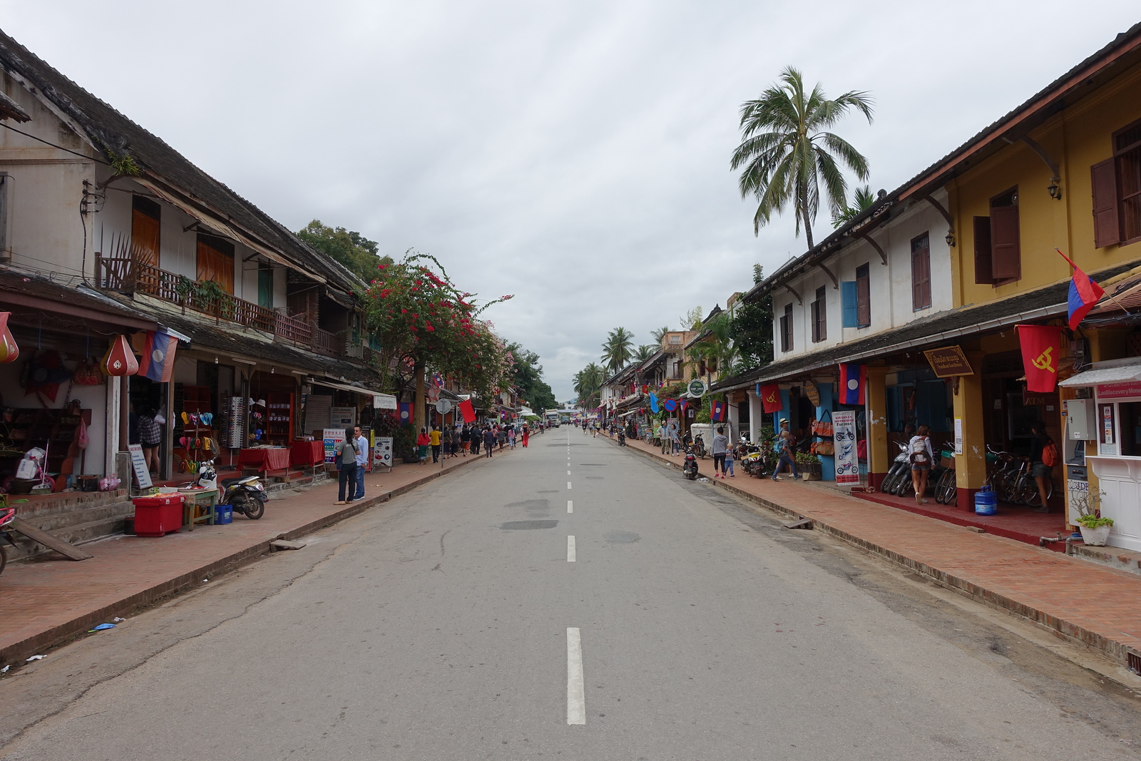 Luang Prabang – Our First Day