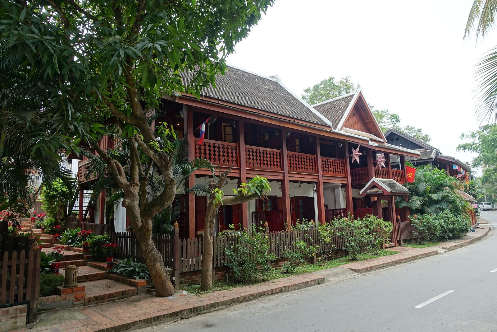 Luang Prabang – Mekong Riverview Hotel