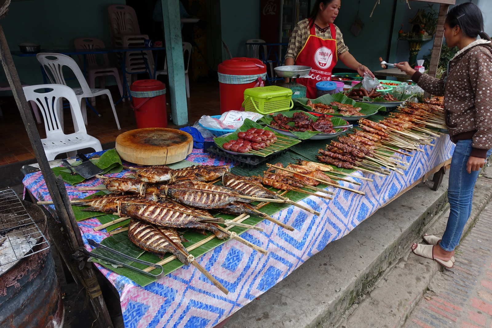 Luang Prabang – Morning Market
