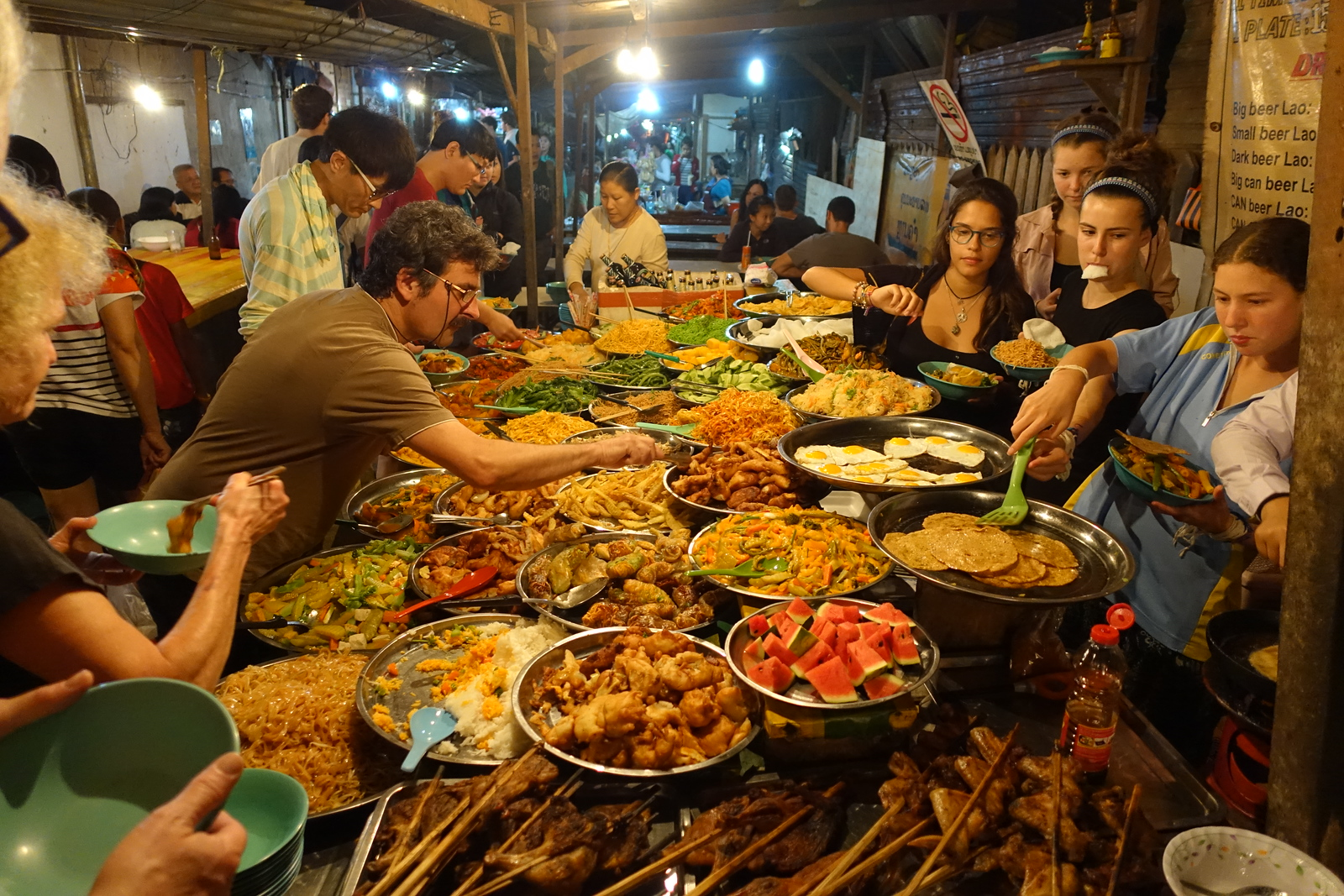 Luang Prabang – Night Food Market