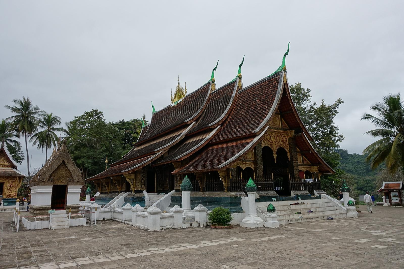 Luang Prabang – Wat Xieng Thong Temple