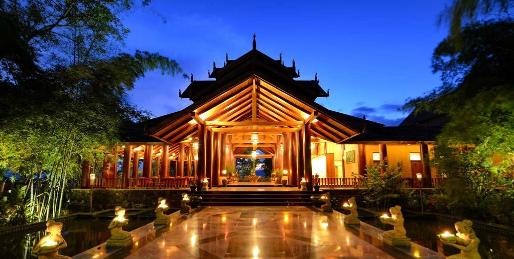 Inle Lake – Aureum Palace Resort