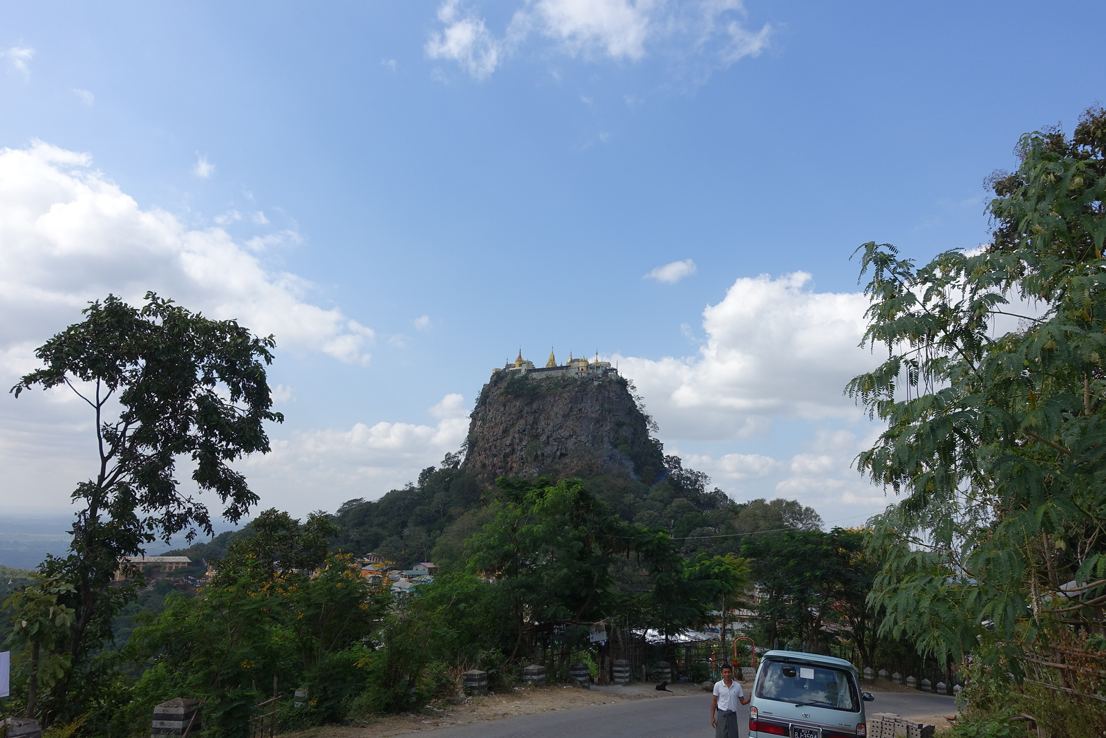 Bagan – Mount Popa (and Monkeys!)