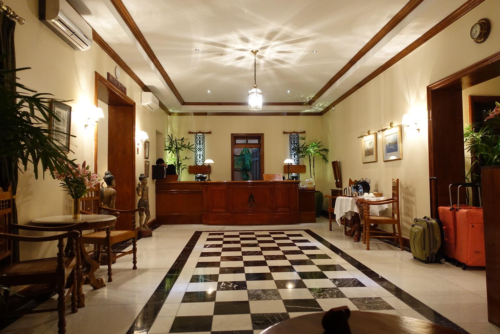 Yangon – Savoy Hotel