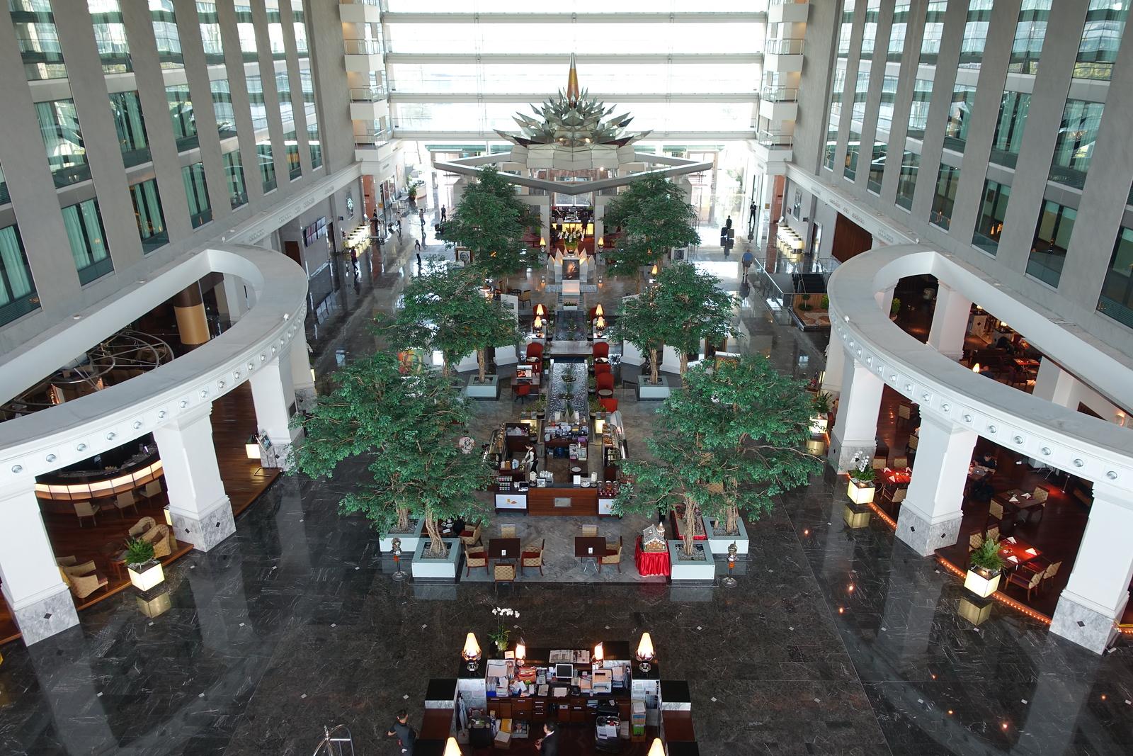 Yangon to Bangkok – Novotel Suvarnabhumi Airport