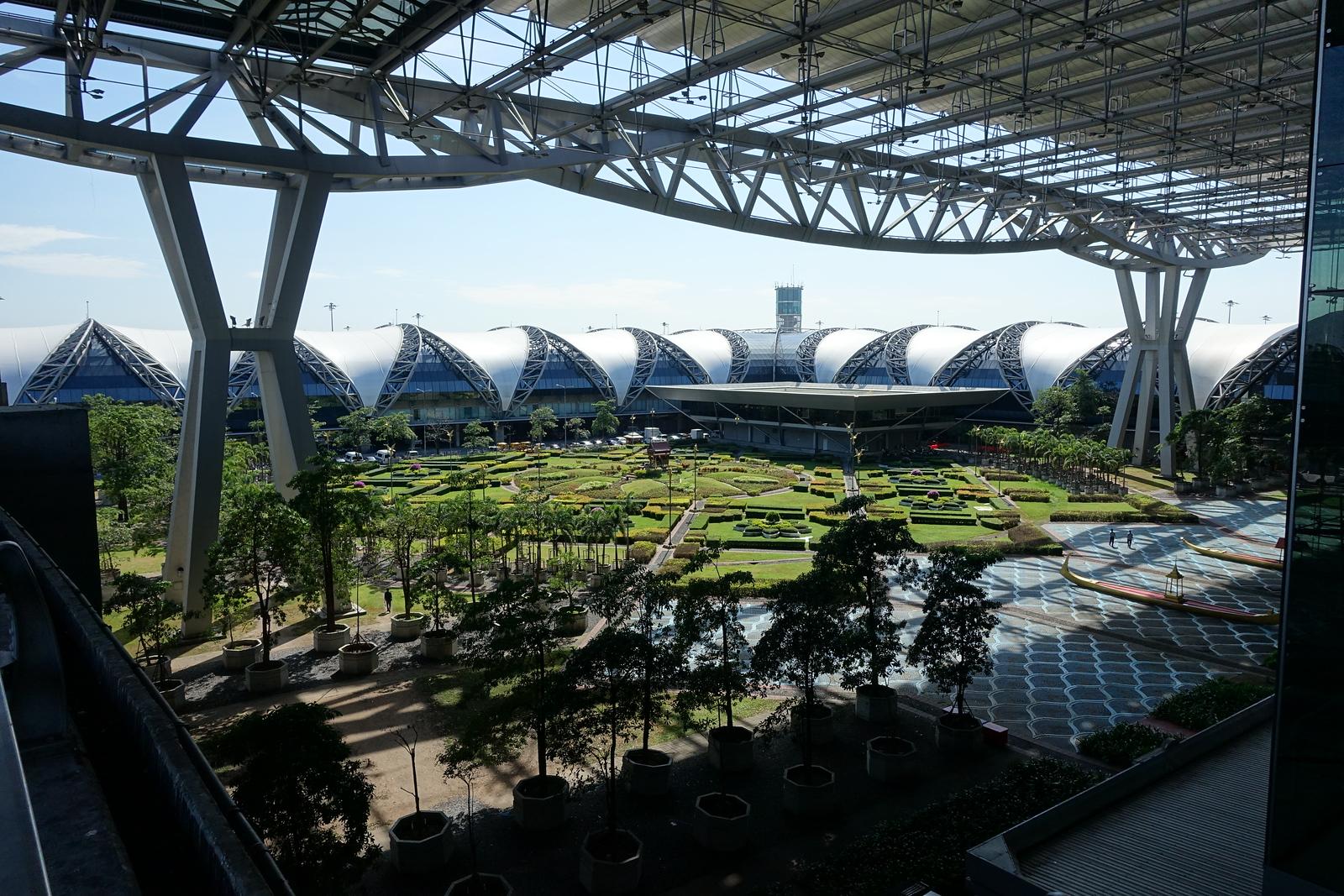 Bangkok – Suvarnabhumi Airport