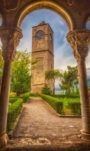 Aya Sofia Mosque in Trabzon