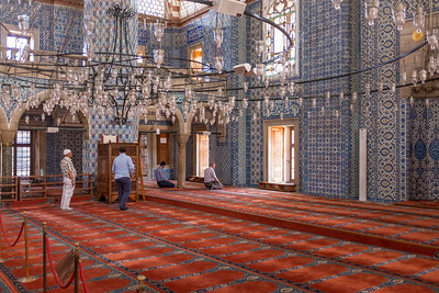 Mosque in Istanbul.