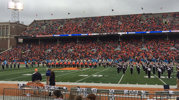 University of Illinois Homecoming