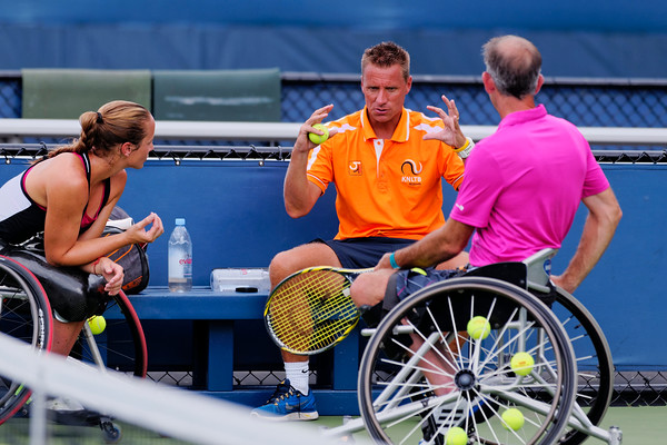 106. Coach Dennis Sporrel - Us open wheelchair 2015_06