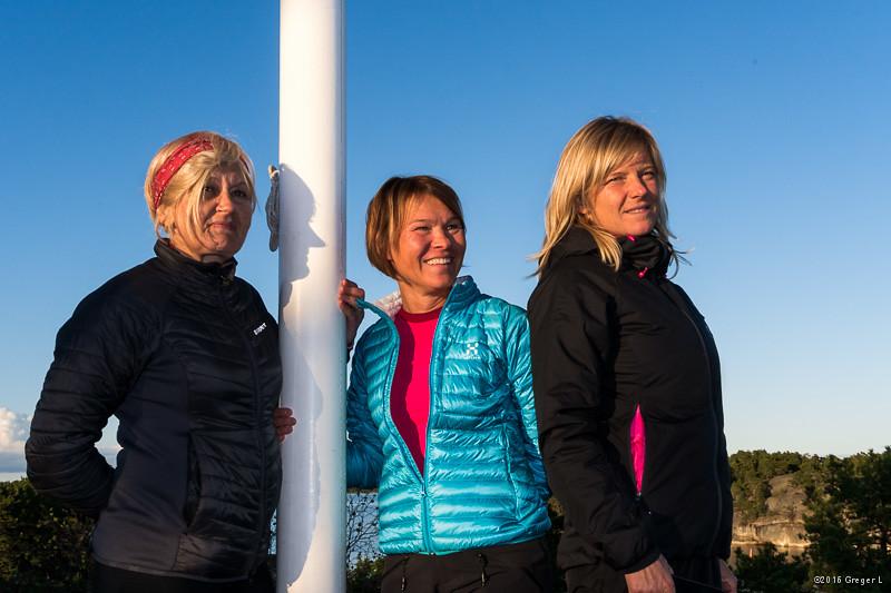 Anja, Sanna och Anja