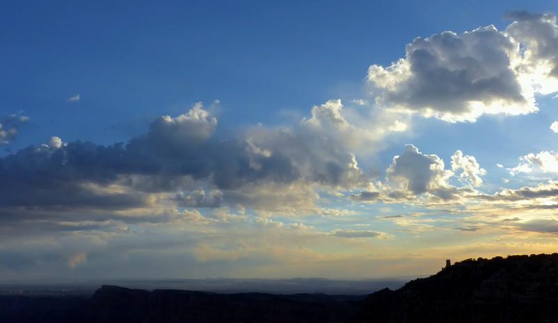 Dawn at the Grand Canyon