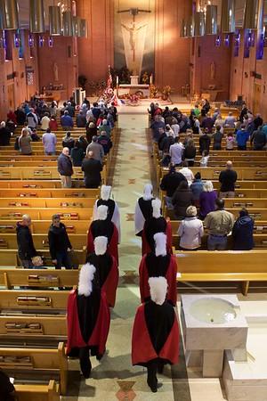 2015 Veterans Day Mass