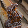 detailed wood working