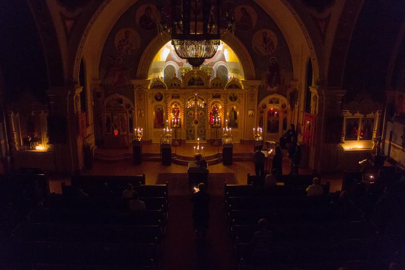 Visit of Bishop Paul, November 20th - 22nd