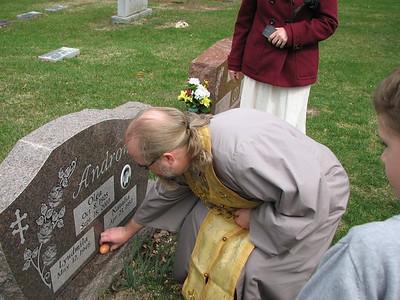 Visiting Cemetaries/Graves