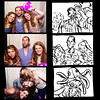 """NOT ALL DRAWINGS HAVE BEEN COMPLETED YET!<p><b>Click <a href=""""https://quickdrawphotobooth.smugmug.com/Other/VivaLaLiz"""" target=""""_blank""""> HERE</a> to purchase hi-res prints.</b></p><p><b> Then hit the <font color=""""green""""> BUY</font> Button.</b></p><p><b>(Square-sized prints recommended.)</b></p>"""