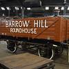 4w 6 Plank Open 1112 inside Barrow Hill Roundhouse.