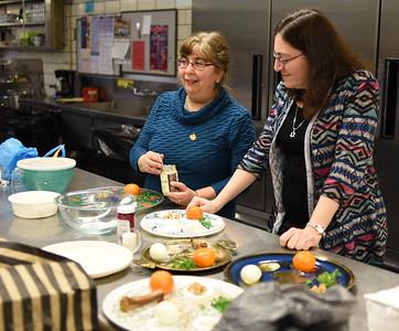 WoTS Intergenerational Seder 3/2/2015