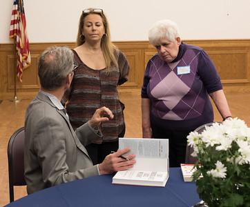 WoTS Member Appreciation Event-Dr. Clower