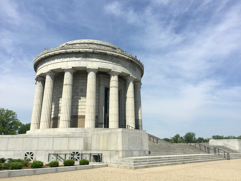 <b>George Rogers Clark National Historical Park</b> <br>Vincennes, IN <br>May 7, 2015
