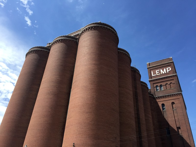 <b>Lemp Brewery</b> <br>St. Louis, MO <br>May 17, 2015