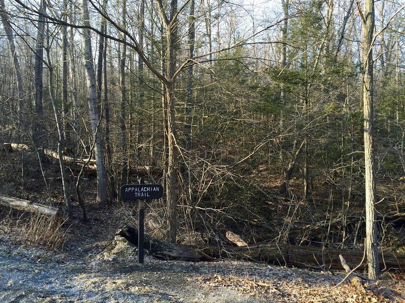 <b>Appalachian Trail</b> <br>Washington Township, PA <br>March 23, 2015
