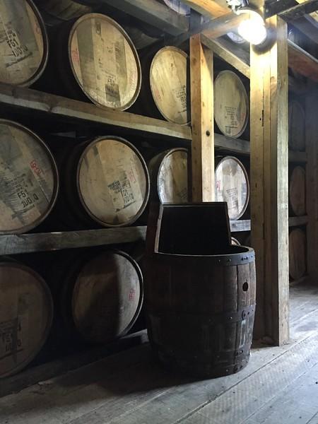<b>Maker's Mark Distillery</b> <br>Lawrenceburg, KY <br>April 24, 2015