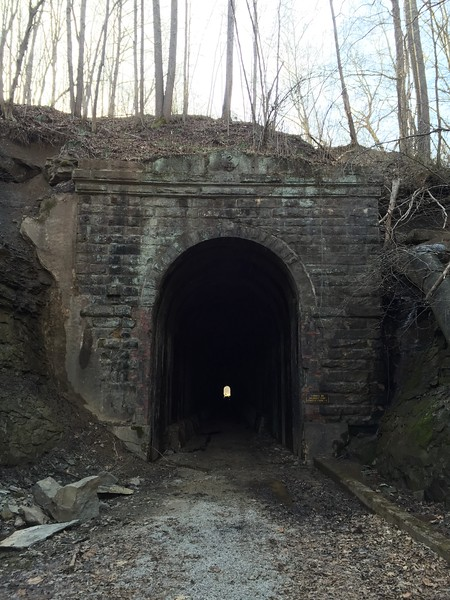 <b>North Bend Rail Trail</b> <br>Salem, WV <br>April 5, 2015