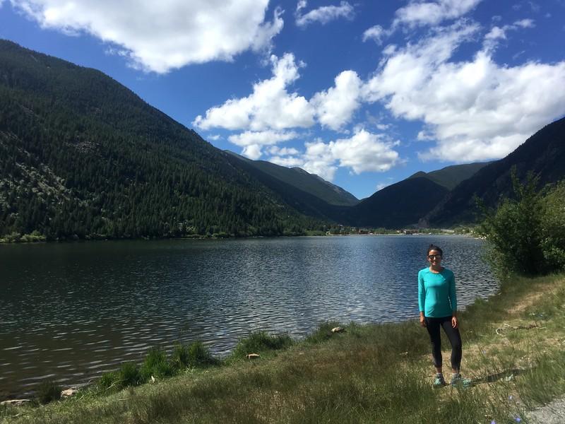 <b>Georgetown Lake</b> <br>Georgetown, CO <br>July 15, 2015