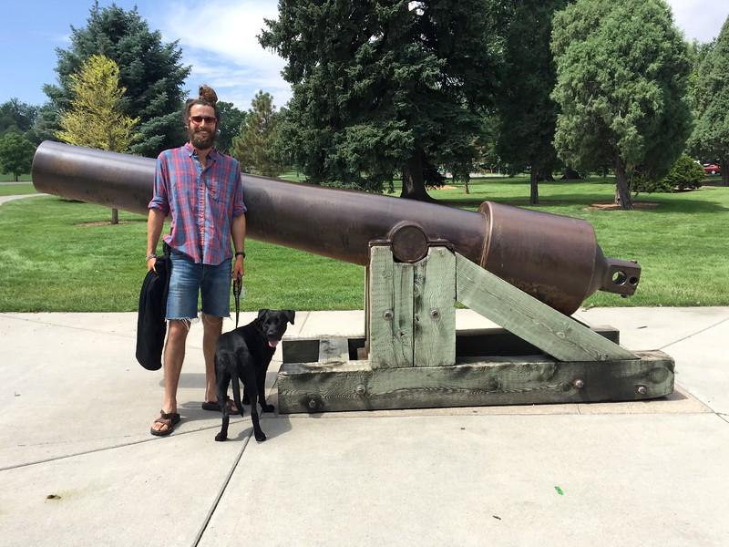<b>City Park</b> <br>Denver, CO <br>July 9, 2015