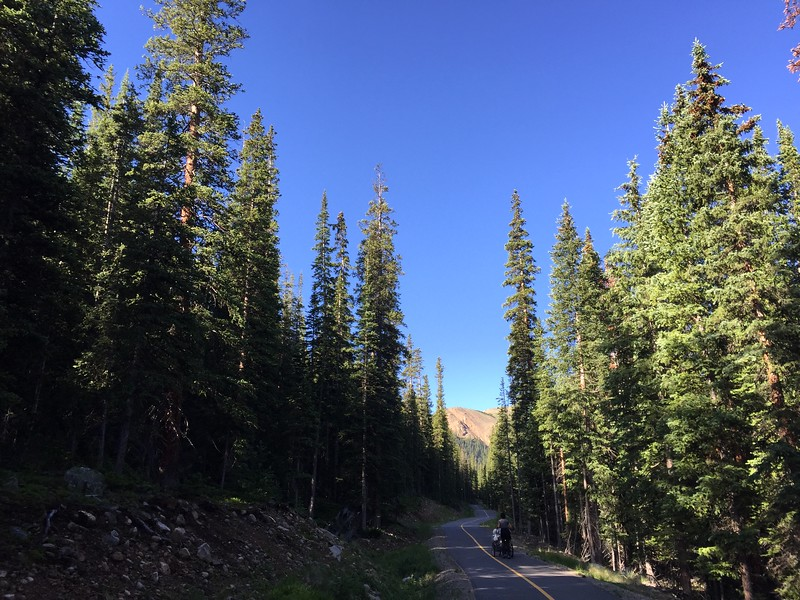 <b>Clear Creek</b> <br>Clear Creek County, CO <br>July 16, 2015