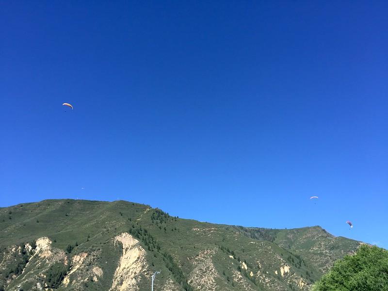<b>Adventure Paragliding</b> <br>Glenwood Springs, CO <br>July 23, 2015