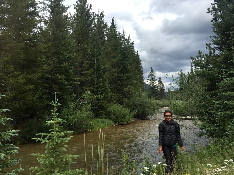 <b>Clear Creek</b> <br>Clear Creek County, CO <br>July 15, 2015