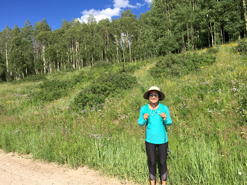 <b>White River National Forest</b> <br>Garfield County, CO <br>July 23, 2015