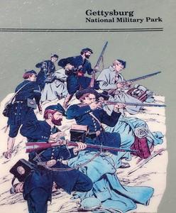 Gettysburg drawing - David and Phyllis Oxman