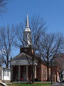 Chapel on Seminary Hill, Gettysburg - David and Phyllis Oxman