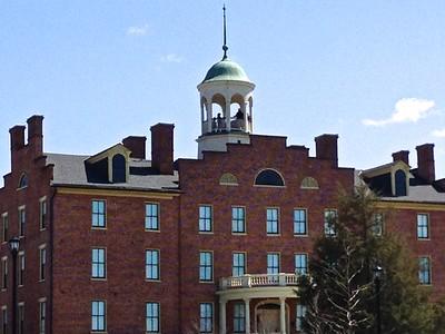 Lutheran Seminary on Seminary Hill, Gettysburg - David and Phyllis Oxman