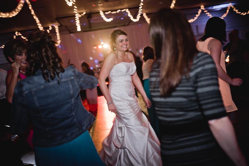 Downtown Zanesville, Ohio wedding with Kyle and Elizabeth