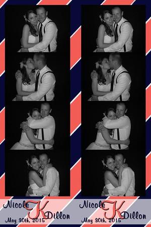 Nicole and Dillon May 30, 2015