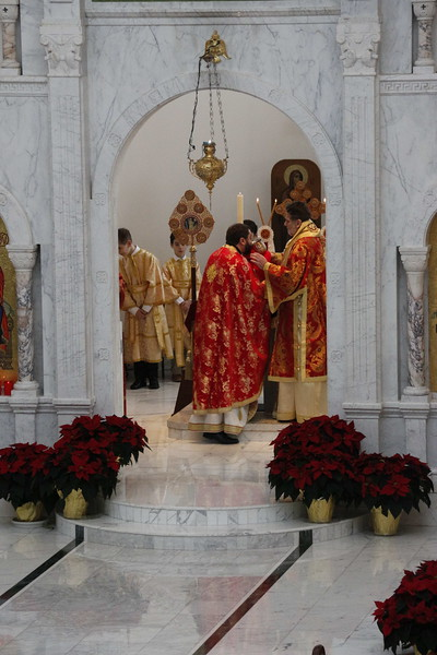 Hierarchical Divine Liturgy