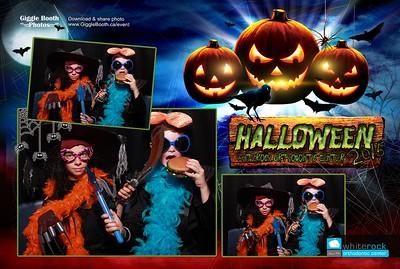 Whiterock Orthodontic Center Halloween 2015