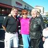 Mike and Kitt Lynch with John Hermann