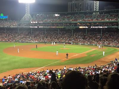 YLSA of New England: Red Sox vs. Royals