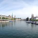 Zürich Quaibrücke 2015