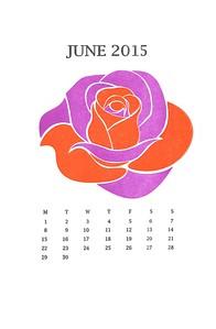 June, 2015,  Five Roses Press, Lauren Rose