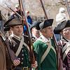 Patriots Day practice - Lexington MA common