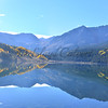 Trout Lake Reflections Panorama